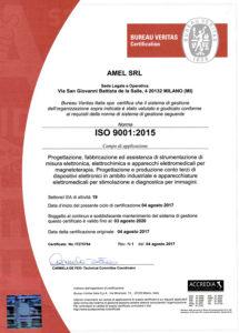 Amel ISO 9001