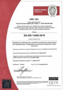 AMEL - ISO 13485